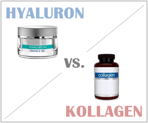 Kollagen vs Hyaluron